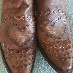 Dan Post Western/Cowboy Boots, Size 9.5M